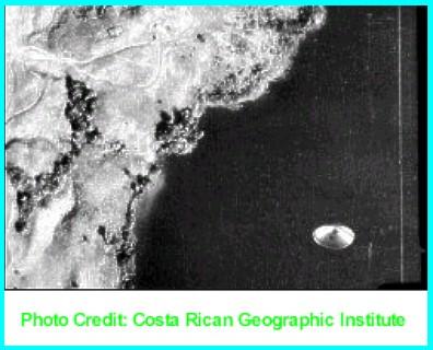 UFO Over Costa Rica