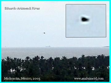 UFO Over Lázaro Cárdenas, Michoacán A (Small)
