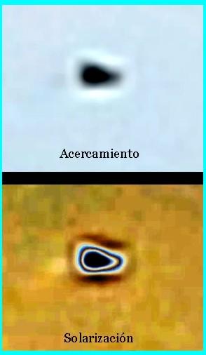 UFO Over Lázaro Cárdenas, Michoacán B & C