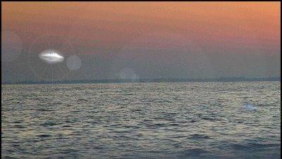 UFO Over Lake Erie