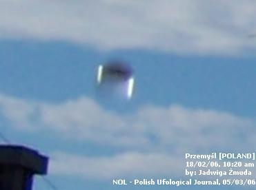 UFO Over Przemysl,  Poland 2-18-06 C