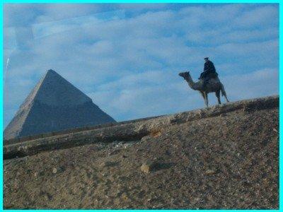 UFO Over Pyramid 3-30-06 (A)