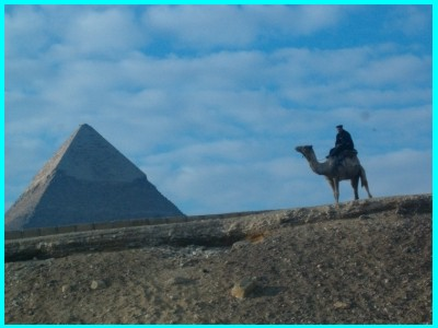 UFO Over Pyramid 3-30-06 (B)