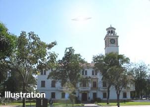 UFO Over Santiago del Estero