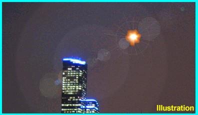 UFO Over Victoria