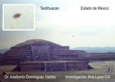 UFO Teotihuacan, Mexico 1