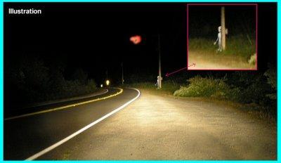 UFO at Dorila