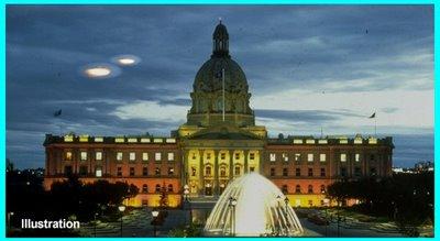 UFOs Over Alberta