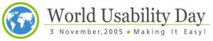 Usability Day logo