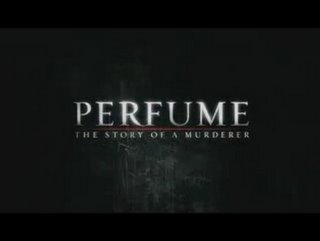 Perfume, the movie