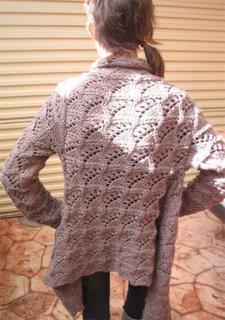 Knitting Pattern For Yoga Wrap : LEAF YOGA WRAP KNITTING PATTERN 1000 Free Patterns