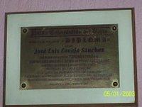 3er. Lugar Campeonato Regional Medio Fondo Adultas 1997