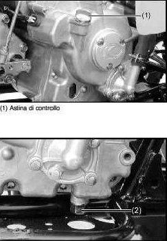 quad kymco kxr 250 entretien