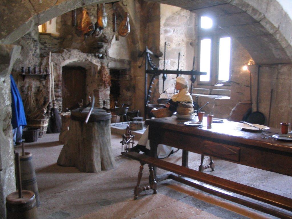 Bake My Day!: Medieval Kitchen