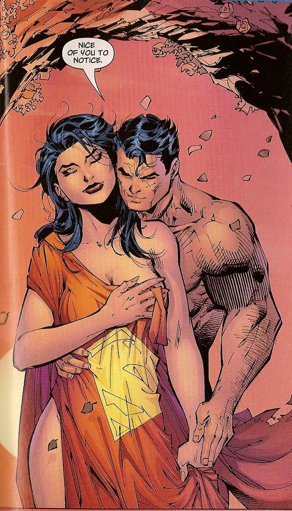 Sexy Superman