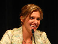 Tricia Helfer, AKA Number Six, at Dragon Con 2005
