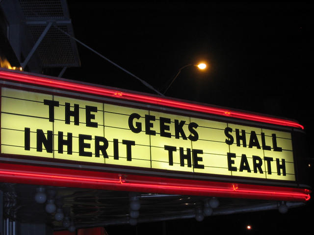 the geeks shall inherit the earth Geeks shall inherit the earth 46 likes geeks shall inherit the earth - webseries that involves a geek mom, wendy & her geek kids, anakin & kal-el they.
