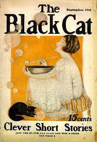 The black cat essay