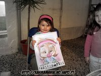 caricaturas meninas