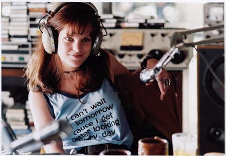 Pauley Perrette almost famous