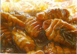 Bong-daeg-ee - Bug Larvae