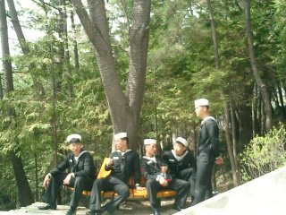 Chinhae Sailors