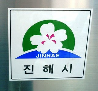 Chinhae Sign