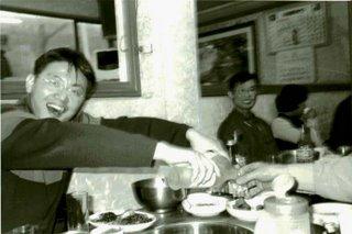 Terry Pouring Baek-Sa-ju