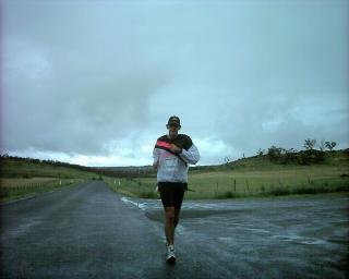 Running in Australia