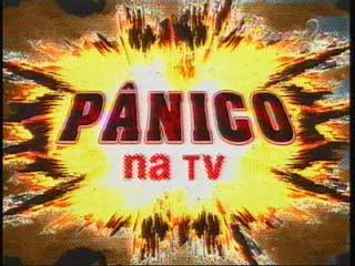 Pânico na TV: Programa sai do ar, volta em preto e branco, e acaba 20 minutos antes.