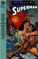 cover of Death of Superman