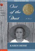 cover of Out of the Dust