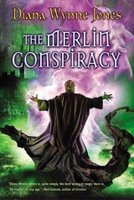 cover of The Merlin Conspiracy