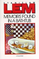 cover of Memoris Found in a Bathtub