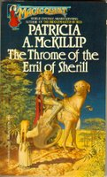 cover of The Throme of the Erril of Sherill