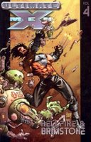 cover of Ultimate X-Men: Hellfire & Brimstone