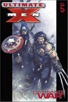 cover of Ultimate X-Men: Ultimate War