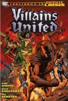 cover of Villains United