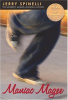 cover of Maniac Magee