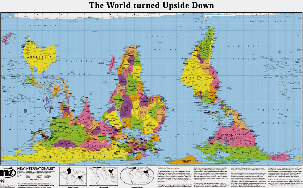 Historymike Geography Inverted