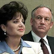 John and Patsy Ramsey in 2003
