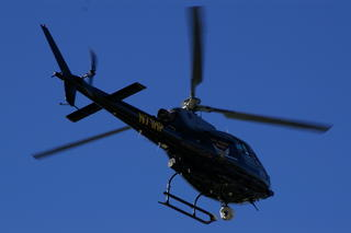 Toledo Police helicopter