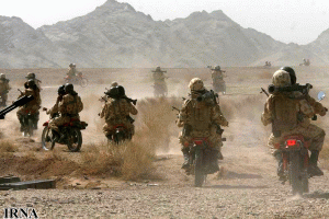 Iranian special forces