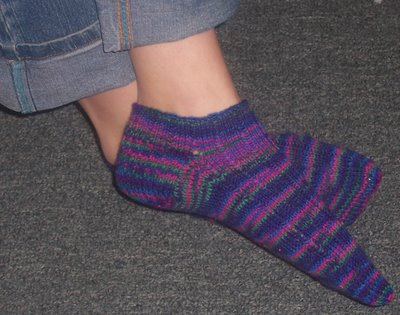 Britt's Ankle Sox