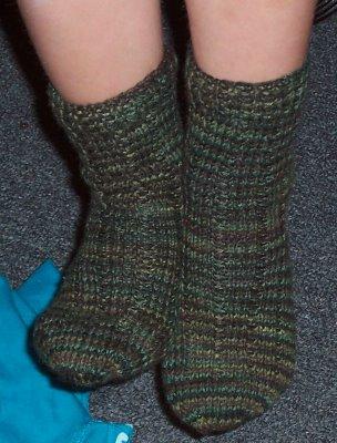 Alex's socks