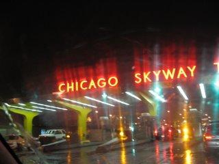 beneath the skyway