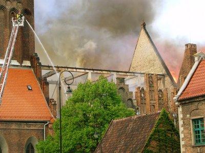 kościół św. katarzyny gdańsk