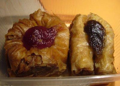 greckie ciasteczka