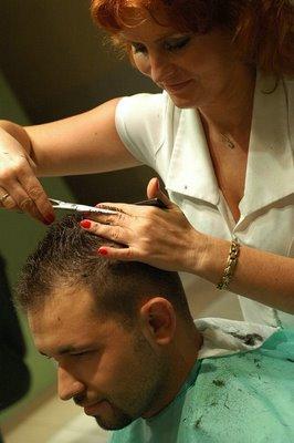 gdańsk salon fryzjerski