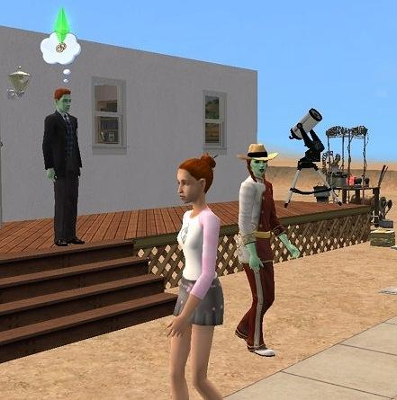 Family Sim on the Loose